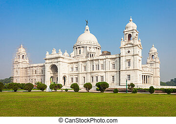 Victoria Memorial, Kolkata - The Victoria Memorial is a...