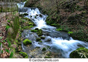 bigar nera river - romania minis valley nera river bigar...