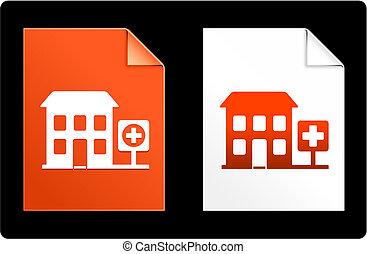 Hospital on Paper Set