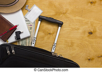 Traveler Suitcase crucial business questions - Suitcase...