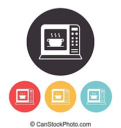 microwave icon