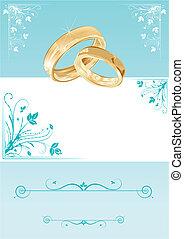 Wedding card