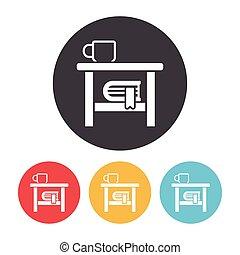 desk table icon