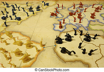 World Domination Board Game - World domination boardgame...
