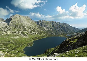 Tatra Mountains in the Carpathians - The most popular valley...