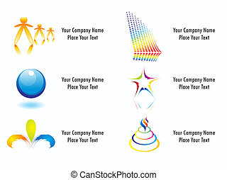 business identity  logo template vector