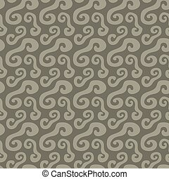 flat napkin - Napkin background with elements