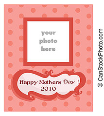 Mother\'s Day card for girls