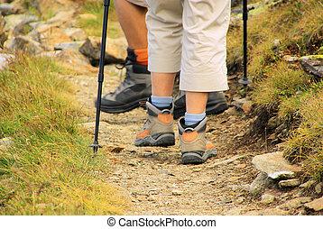 Wandern - hiking 01