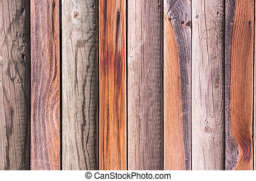 Wood background - Rustic weathered barn wood background with...