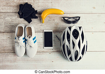 cycling concept photo