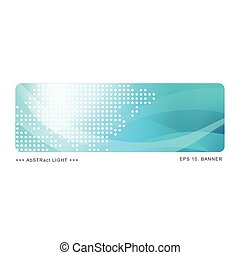 Abstract template with copy space