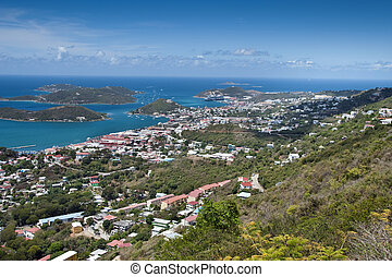 Colours of Saint Thomas - Saint Thomas Landscape and Colors,...