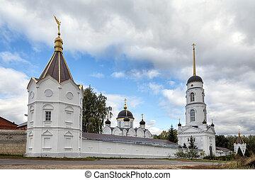 St Tikhon Transfiguration Monastery Zadonsk Russia - St...