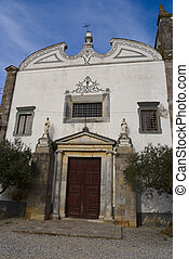 Catolic church - Old catolic church in Portugal