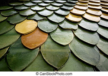 roof texture .
