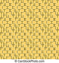 Abstract seamless bright modern pattern