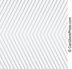 abstract geometric white lines background. vector