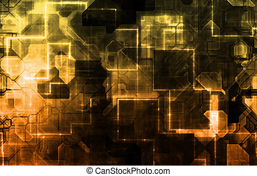 Technology Abstract Power as a Data Energy Grid