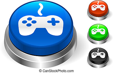 Controller on Internet Button