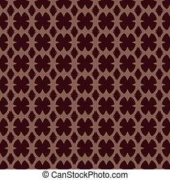 Exquisite seamless geometric pattern - Exquisite seamless...