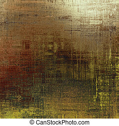 Nice looking grunge texture or abstract background With...