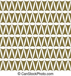 Seamless pattern of endlessly repeating elliptical shapes -...