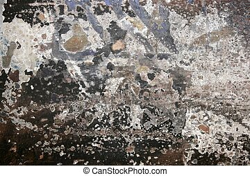 city wall painted textures graffiti background over cement