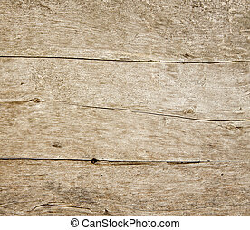 Grunge wood texture. Pattern of old weathered timbered wall....