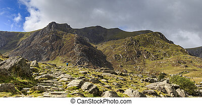 Snowdonia national park - The beautiful Snowdonia national...