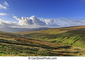 Yorkshire dales - The beautiful Yorkshire dales UK