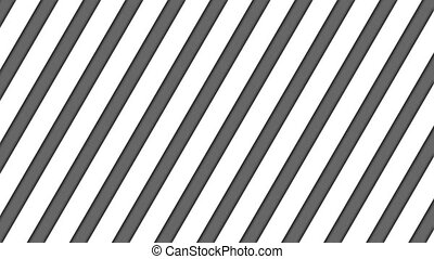 White strips Background - 4k White strips Background loop