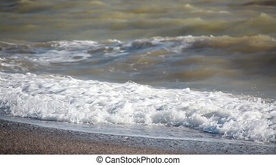 Waves on the Beach, Summertime