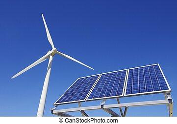 renovável, energia