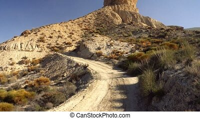 Offroad with Andalusia, Spain - Offroad with a Jeep Wrangler...