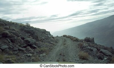 Offroad up to 2700m Andalusia, Spain - Offroad up to 2700m...