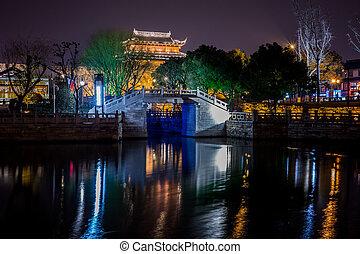Suzhou - Jiangsu province, Suzhou city, old town