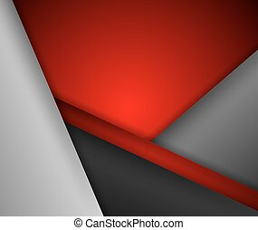 Vector abstract template. Modern background