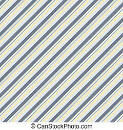 Seamless striped pattern of diagonal varying thickness lines...