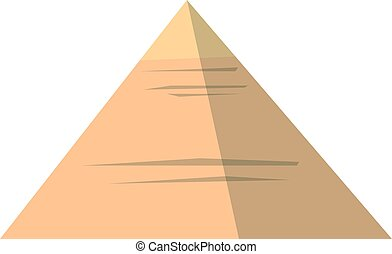 Egypt pyramids vector illustration and egypt pyramids...