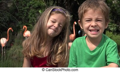 Child Brother And Sister