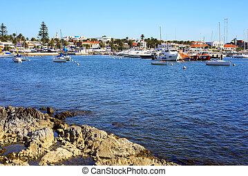 Punta,  Este, ウルグアイ, ヨット,  del, ボート