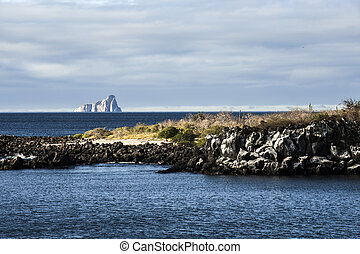Kicker Rock, San Cristobal Island, Galapagos - Kicker Rock...