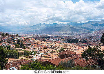Cuzco, Peru, South America