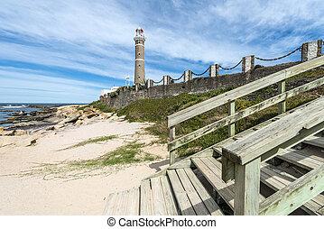 jose, 灯台,  Este,  Punta, ウルグアイ,  ignacio,  del