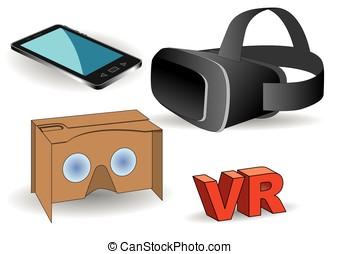 virtual reality equipment - Virtual reality equipment...