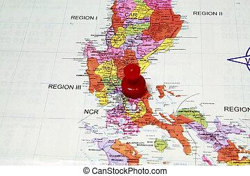 Manila Philippines Circa 2008