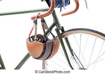 型, 自転車, ハンドル