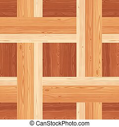 Netting Parquet Seamless Floor Pattern - Square netting...