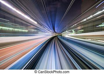 Tokyo Motion Blur